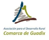 logo asociación para el desarrollo rural de la comarca de guadix