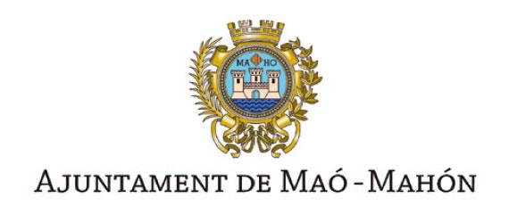 Ajuntament de Maó-Mahón