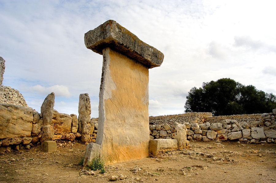 poblado talayótico de Trepucó.