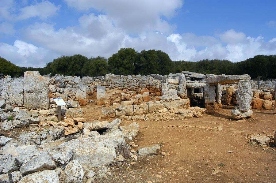 poblado megalítico de Torre den Gaumès