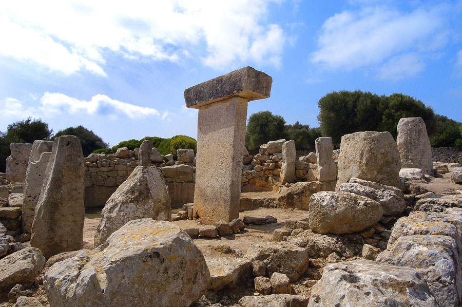 poblado megalítico de Torralba den Salort